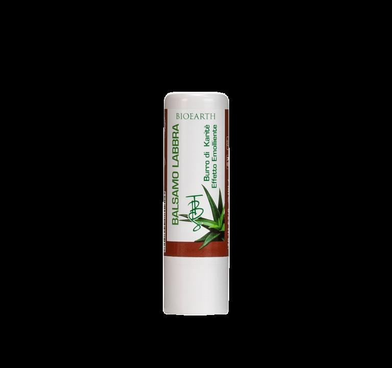 Balsamo Labbra Aloe e Burro di Karitè