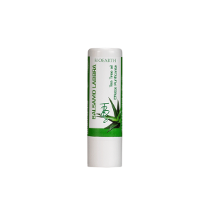 Balsamo Labbra Aloe e Tea Tree