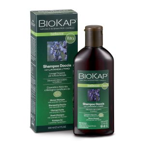 BioKap Shampoo Doccia certificato Eco-Biologico