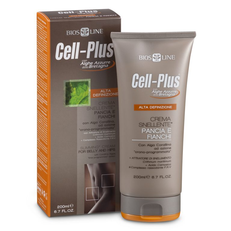 Cell-Plus Crema Snellente* Pancia e Fianchi