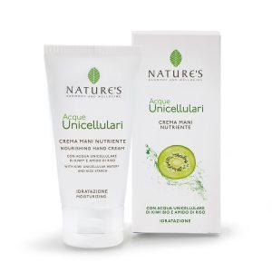 Crema Mani Nutriente Acque Unicellulari