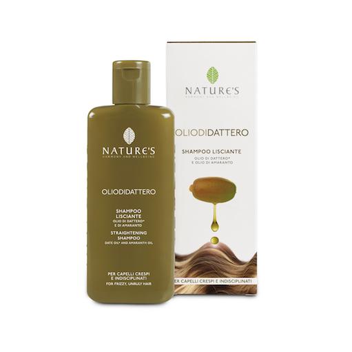 Dattero Shampoo Lisciante