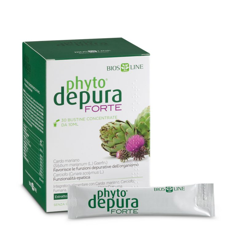 PhytoDepura Forte bustine concentrate