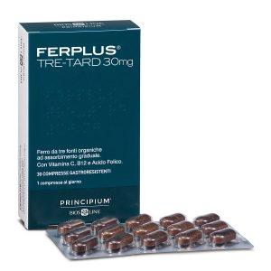 Principium FerPlus Tre-Tard 30mg