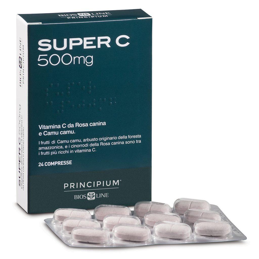 Principium Super C 500 mg