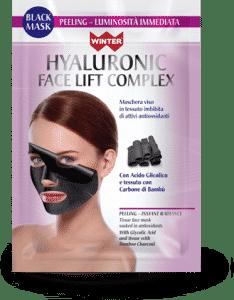 Black mask – Peeling luminosità immediata