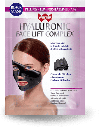 Black mask – Peeling luminosità immediata