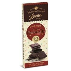 Cioccolato fondente 74%