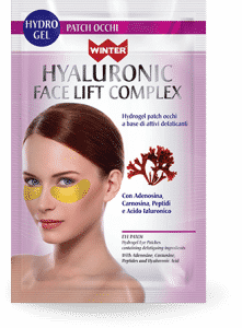 Patch Occhi Hyaluronic Face Lift Complex