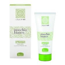 Muschio Bianco Shampoo Doccia Gel Profumato
