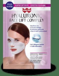 Maschera super liftante – Effetto tensore