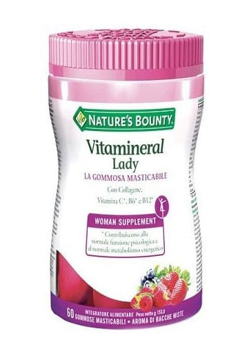 Vitamineral Lady