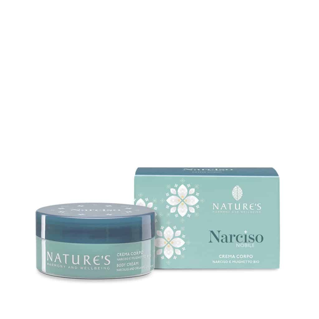 narciso nobile crema corpo