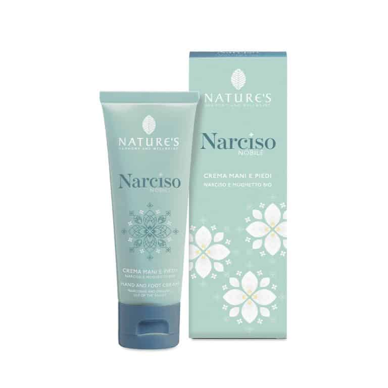 narciso nobile crema mani