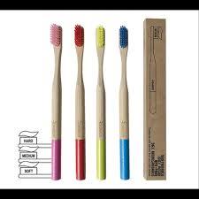 Spazzolino Bamboo Toothbrush